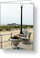 Ocean Grove Colors Greeting Card