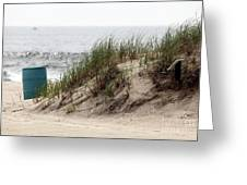 Ocean Grove Dune Greeting Card