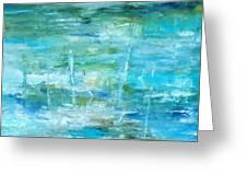 Ocean I Greeting Card
