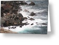 Ocean Mist Greeting Card