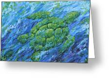 Ocean Voyager Greeting Card