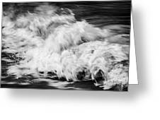 Ocean Wave I Greeting Card