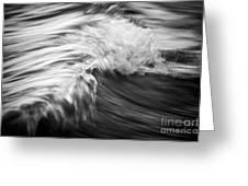 Ocean Wave IIi Greeting Card