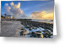 Oceanfront Greeting Card