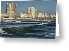 Oceanside Greeting Card