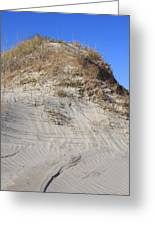 Ocracoke Island Dunes Nc Greeting Card