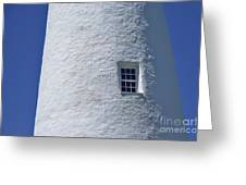 Ocracoke Island Light Greeting Card
