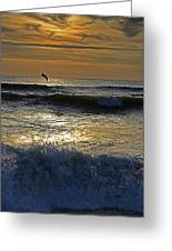 Ocracoke Morning Greeting Card
