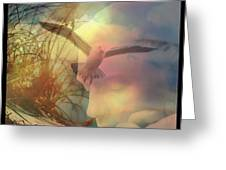 Of Lucid Dreams / Dreamscape 12  Greeting Card
