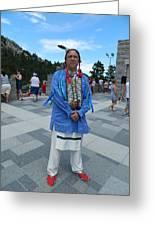 Oglala Lakota Sioux Greeting Card