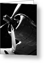 Ohio - Aircraft Propeller Greeting Card