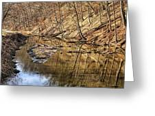 Ohio And Erie Canal Greeting Card