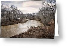 Ohio Brush Creek Greeting Card