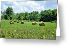 Ohio Countryside Greeting Card