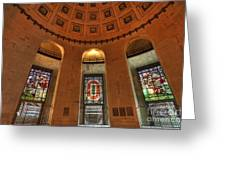 Ohio Stadium Greeting Card