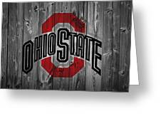 Ohio State University Greeting Card