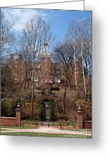 Ohio University Bryan Hall Greeting Card