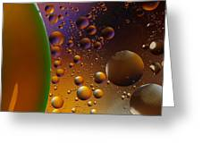 Oil And Water 2am-113878 Greeting Card