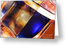 Oil And Water 31 Greeting Card