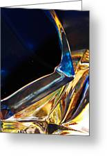 Oil And Water 5 Greeting Card