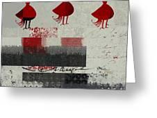 Oiselot - J106164161-2t1b Greeting Card