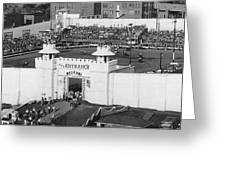 Oklahoma Prison Rodeo Greeting Card
