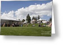 Oktoberfest Woodland Park 2014 Greeting Card
