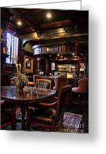 Old Bar In Charleston Sc Greeting Card by David Smith
