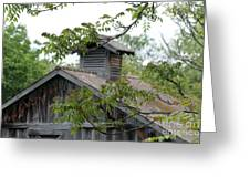Old Barn 11 Greeting Card