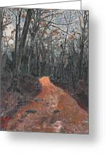 Old Connecticut Path Greeting Card