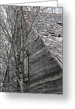 Old Farmhouse I I Greeting Card