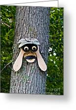 Old Fashion Security Camera Greeting Card