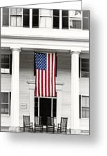 Old Glory Est. 1776 Greeting Card