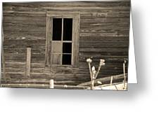 Old House 27 Greeting Card