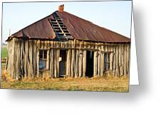 Old House Place Arkansas 3 Greeting Card