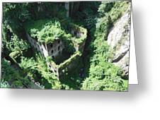 Old Mill Of Sorrento Greeting Card