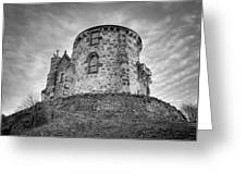 Old Observatory House Greeting Card