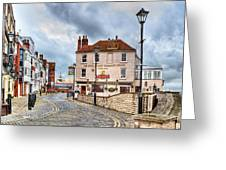 Old Portsmouth Greeting Card