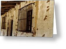 Old Spanish Mission Greeting Card