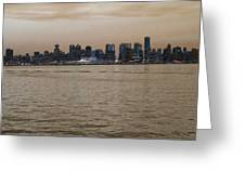 Old Vancouver Greeting Card