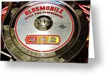 Oldsmobile 442 Greeting Card