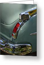 Oldsmobile 88 Greeting Card