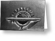 Oldsmobile Greeting Card