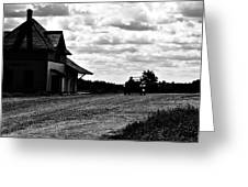 Oldtime Drive  Greeting Card