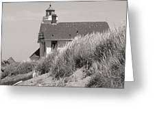 Olympic Light House No 1 Greeting Card