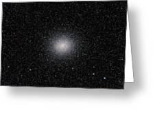 Omega Centauri Ngc 5139 Greeting Card