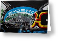 On Board Stefan Belloff Nurburgring Record Greeting Card