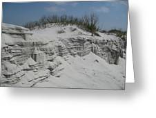 On Sand Island Greeting Card
