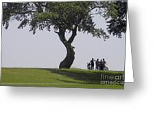 On The Banks Of The Baltic Sea Greeting Card by Heiko Koehrer-Wagner