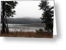 On The Platte Greeting Card